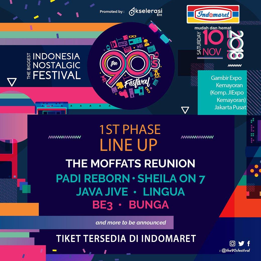 Indomaret - Event The Biggest Indonesia Nostalgic Festival 10 November 2018