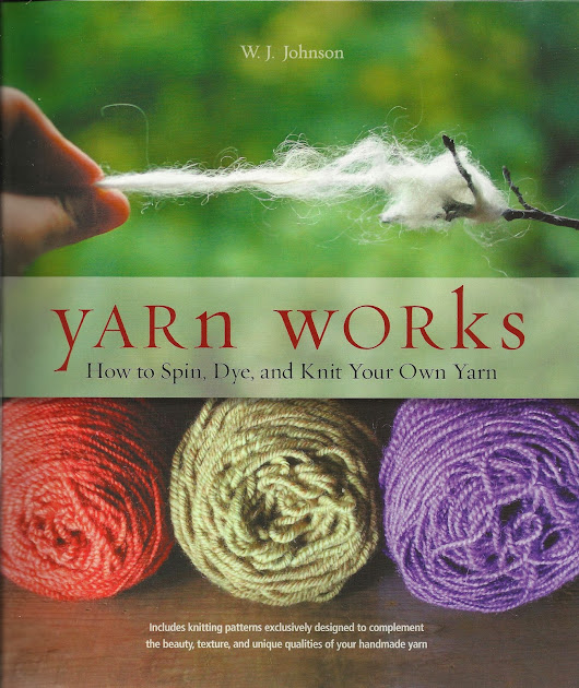 Book Review - Yarn Works by W J Johnson