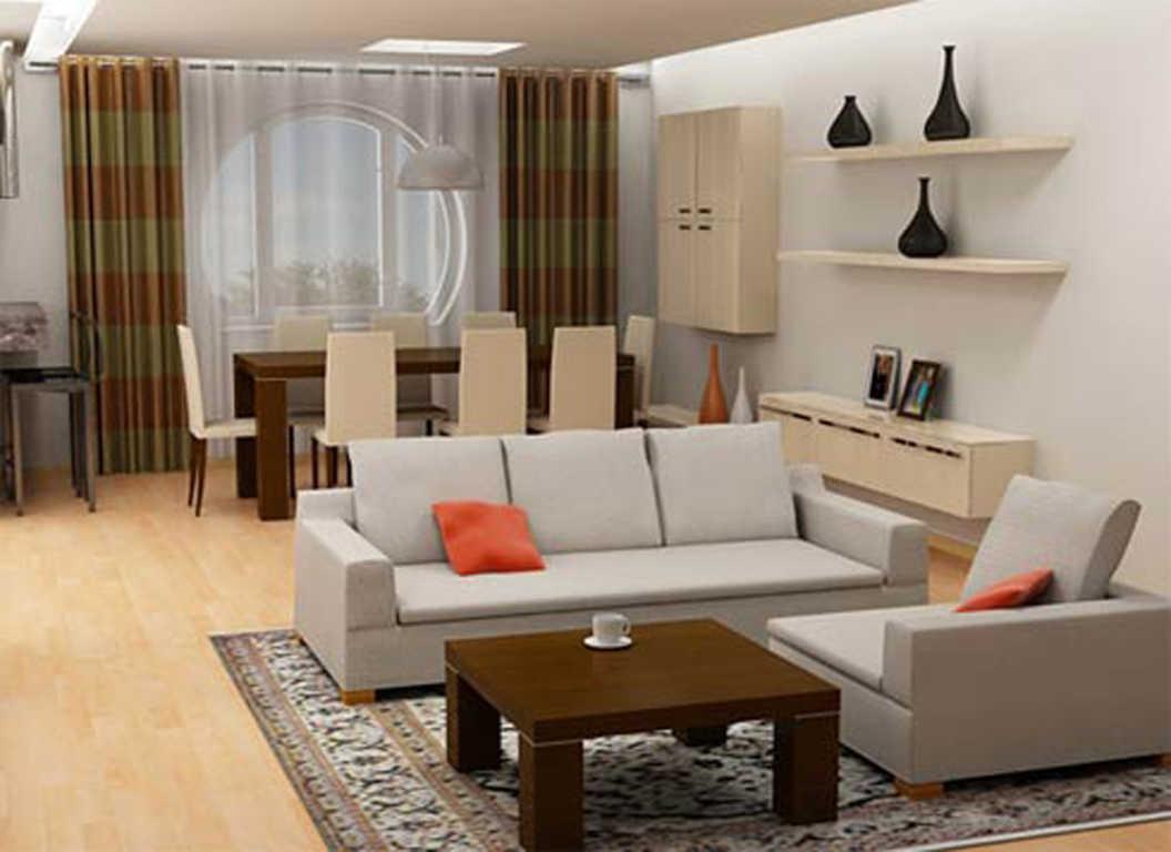 45 Ide Desain Interior Ruang Tamu Sempit Rumahku Unik
