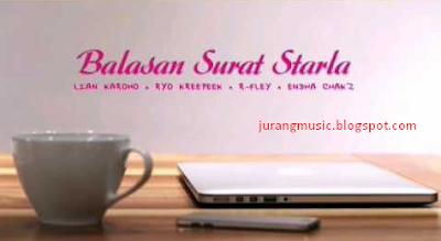 Download Lagu balasan Surat Starla Mp3 Lian Karoho Terbaru