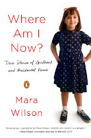 UK book cover of Where Am I Now? by Mara Wilson