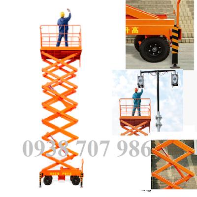 thang nâng người, thang nâng người niuli, thang nâng người noblelift, thang nâng công trình, thang nâng công nghiệp