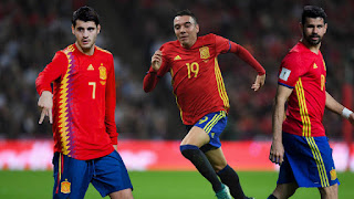 Candidates line up for Spain's striking duties