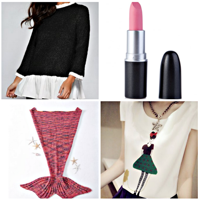 RoseGal shopping wishlist