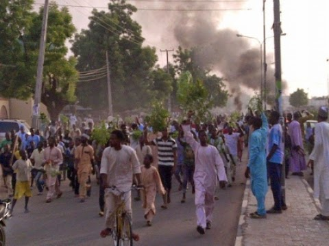 Protests Over Appointment of Lamido Sanusi as Emir of Kano