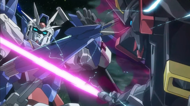 Gundam Build Divers Episode 8 Subtitle Indonesia