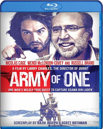 Army of One [2016] [BD25] [Subtitulado]