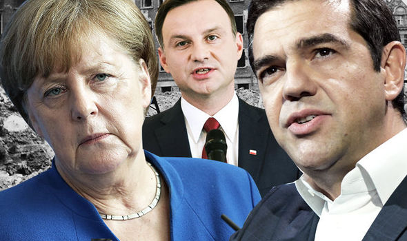 Poland And Greece Demand WWII Reparations Of €1 Trillion From Germany