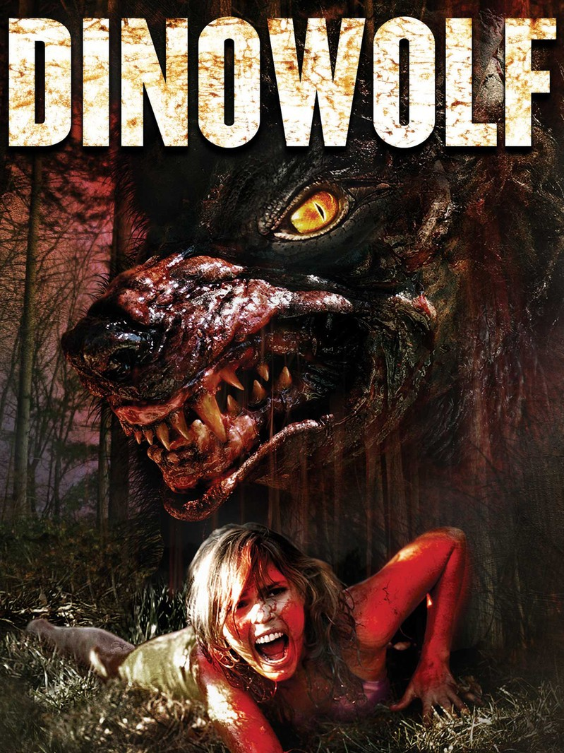 quick horror movie reviews  dire wolf  aka dinowolf or