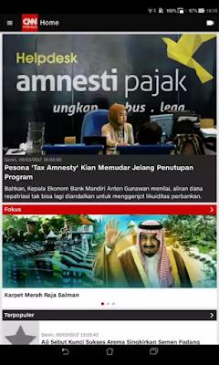 Daftar aplikasi baca berita Terbaik Indonesia