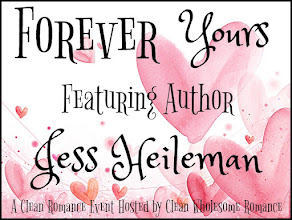 Forever Yours Clean Romance Event featuring Jess Heileman – 7 February