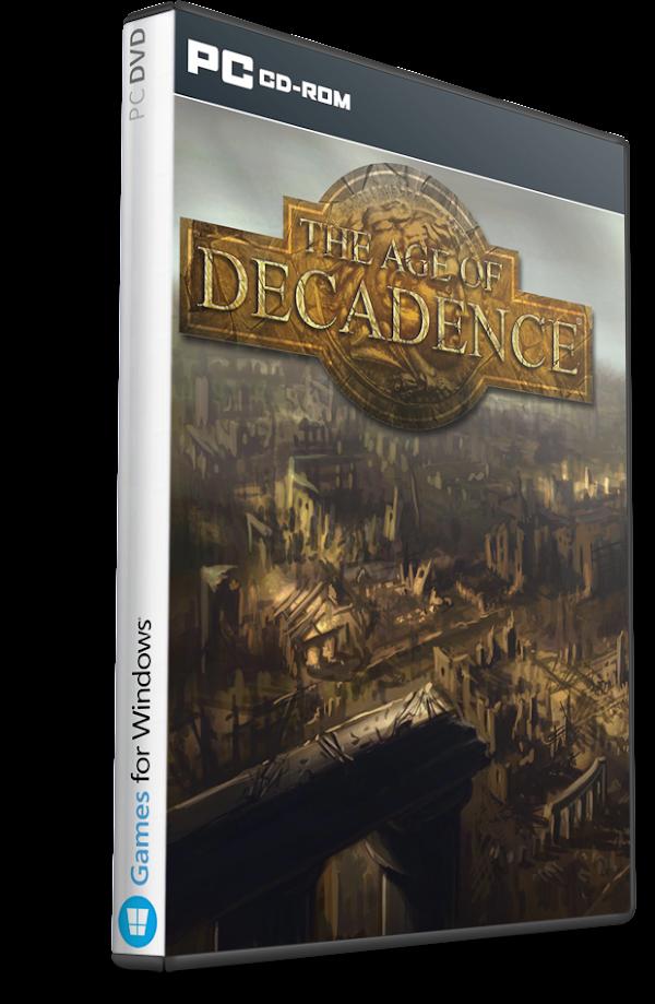 DESCARGAR The Age of Decadence (PC-GAME) MEGA