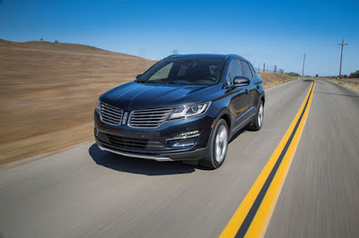 Examination Drive Review 2015 Lincoln MKC - Component 1 (Outside)