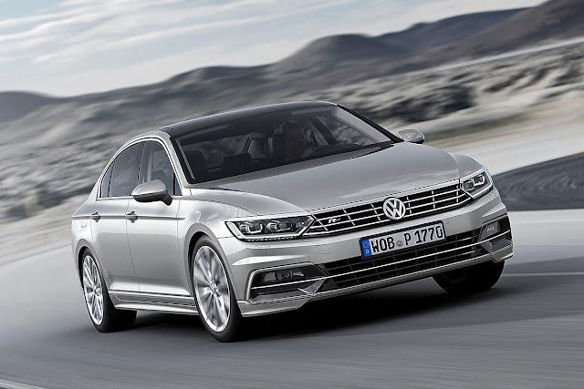VW Passat 2017