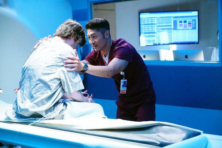Chicago Med - Episode 5.05 - Got A Friend In Me - Sneak Peek, Promotional Photos + Press Release