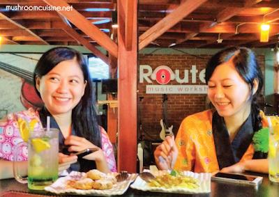 Route 64: Paket Lengkap Buat Pecinta Kuliner dan Musik