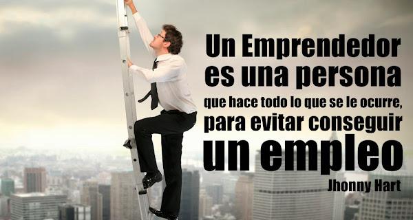 Mandamientos del emprendedor
