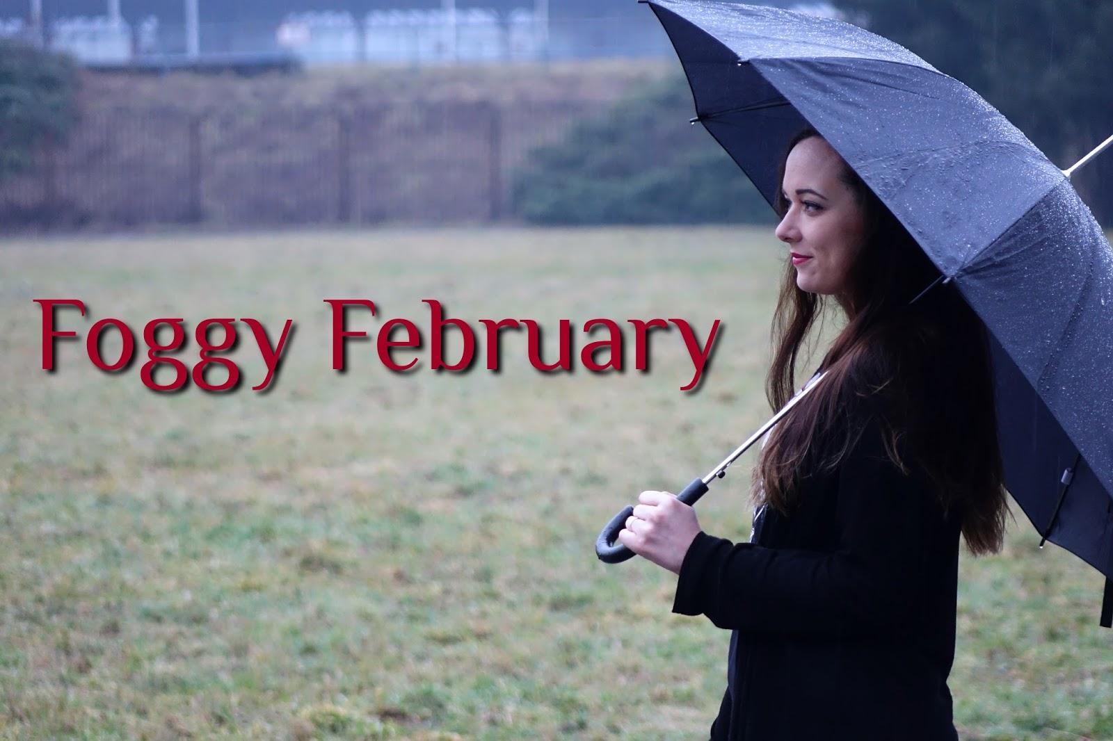 Foggy February