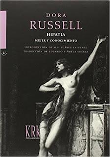 Hipatia. Mujer y conocimiento / Dora Russell