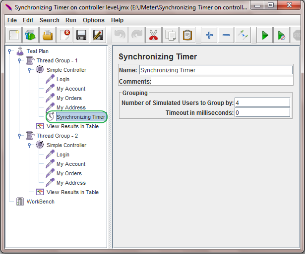 Software testing tutorials and automation: JMeter - Using