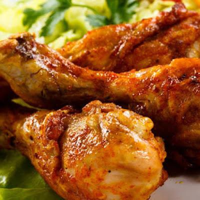 Resep ayam Goreng Bumbu Santan