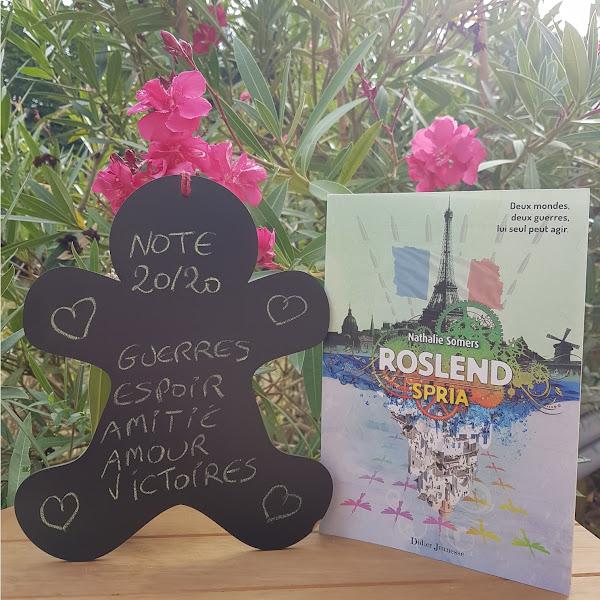 Roslend, tome 3 : Spria de Nathalie Somers