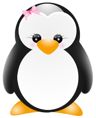 Some Vector Penguins | Random Girly Graphics