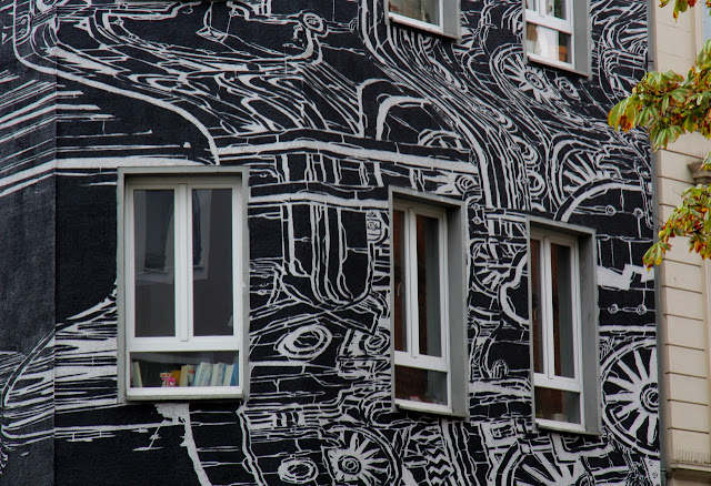 Street Art By German Artist M-City In Cologne, Germany For CityLeaks. 8