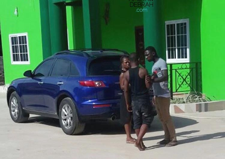 "See the 20 cars of Ghana pastor Obinim who said he'll become a ""god"" soon"