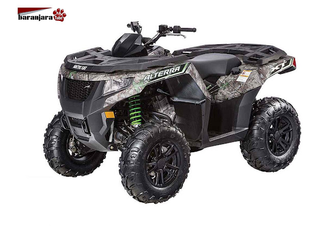 2016 ARCTIC CAT ALTERRA 700 EPS XT CAMO