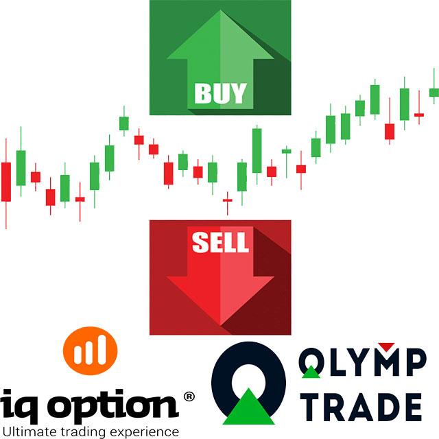 Make Money From Binary Option (IQOption, Olymptrade, Binomo, Etc)