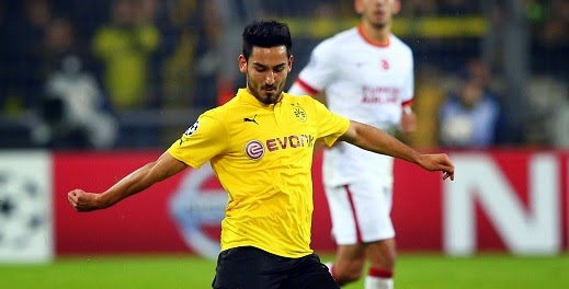 Manchester United reignite Gundogan interest