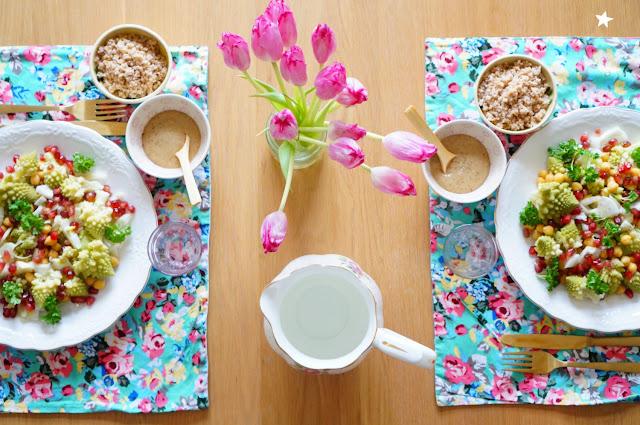 jolie table art de table tablesytling