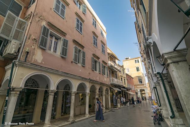 Voltes de la Ciudad Antigua - Corfu por El Guisante Verde Project