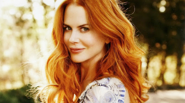 Nicole Kidman pretty locks