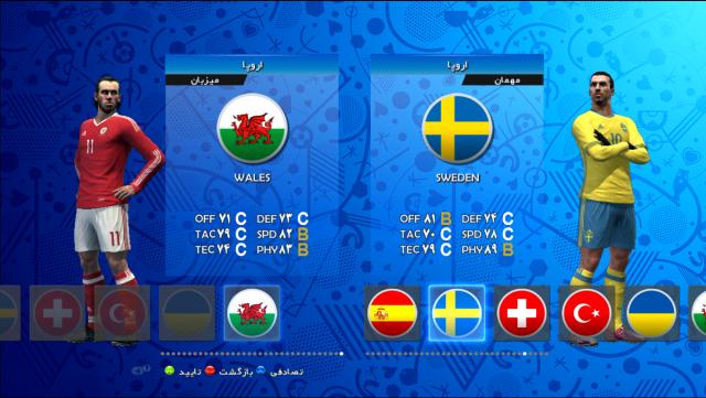 PES 2013 Update EURO 2016 For Pesedit 10.0