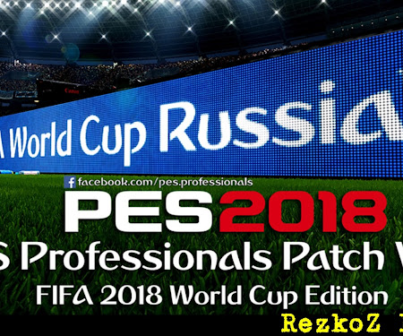 PES 2018 Professionals Patch V2.2