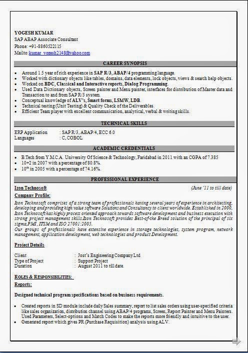material master data management resume master data specialist at