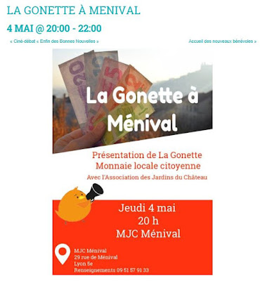 La gonette à Ménival