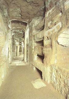Las catacumbas de Roma, Lugares Turisticos en Roma, Que ver en Roma, Que visitar en Roma, Historia y turismo en Roma, Las catacumbas