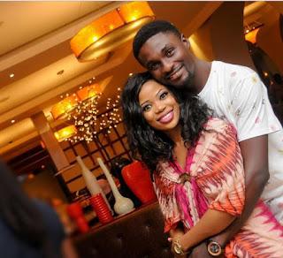 Yoruba Actress  Seyi Edun Surprises Her Hubby  Adeniyi Johnson By Unaware Visitation To Texas To See Him
