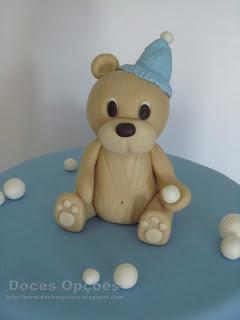 ursinho pasta açucar