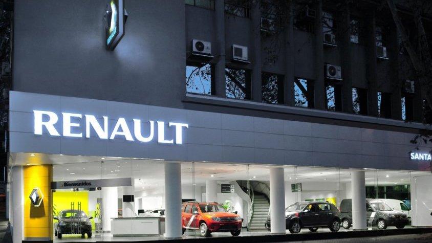 Santa Rosa Automotores (Renault) Y Santa Rosa Motors (Nissan) Ahora Pasaron  A Las Manos Del Argentino Manuel Antelo.