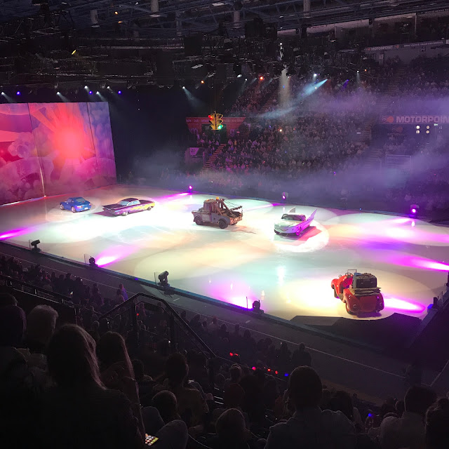 Disney on Ice: Worlds of Enchantment - Cars