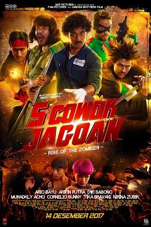 Film 5 Cowok Jagoan 2017