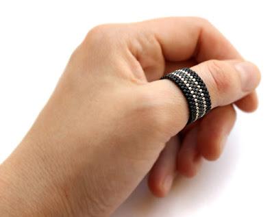 купить черное кольцо женское купить кольцо на сайте интернет магазин авторской бижутерии