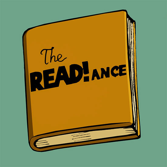 The Readiance stream new album Read!