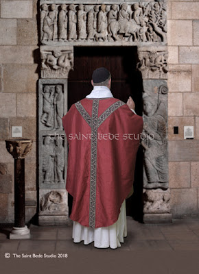 Rose vestments