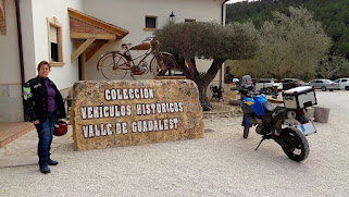 MUSEO MOTOS GUADALEST