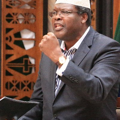 The Undeniable Savagery of Miguna: A Story in Three Tweets